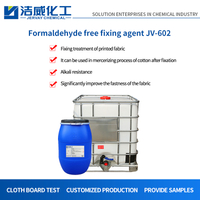 Rubbing Fastness Reactive Dye Fixing Agent for Cotton