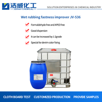 Wet Rubbing Fastness Improver for Wool And Nylon